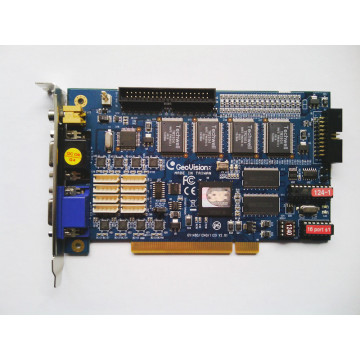 Placa de Captura Geovision GV1480, PCI Express, 16 Canale