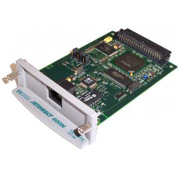 Placa Retea Imprimanta HP JetDirect 600n, Rj-45 10/100Mbps, EIO slot Componente Imprimanta