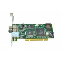 Placa retea PCI  32Bit UTP & Fibra, AT-2450FTX 10/100TX, High Profile