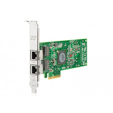 Placa retea Refurbished HP NC382T PCI Express Dual Port Multifunction Gigabit Server Adapter
