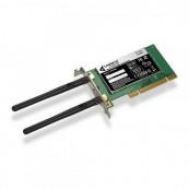 Placa retea Wi-Fi Linksys WMP600N, PCI, Dual Band 2.4- 5 Ghz, Low Profile Componente Calculator