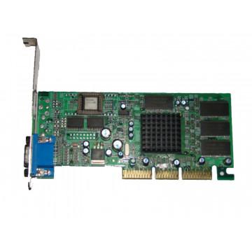 Placa Video AGP Ati Radeon FSC, 32Mb, DDR, VGA