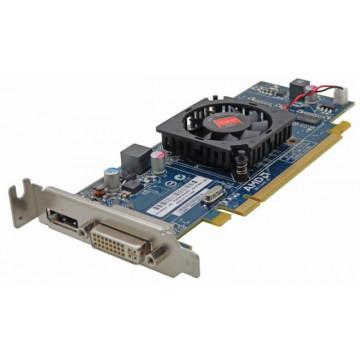Placa video AMD Radeon HD 7450, 1GB DDR3, 64 Bit, Display Port, DVI, Low profile, Second Hand Componente Calculator