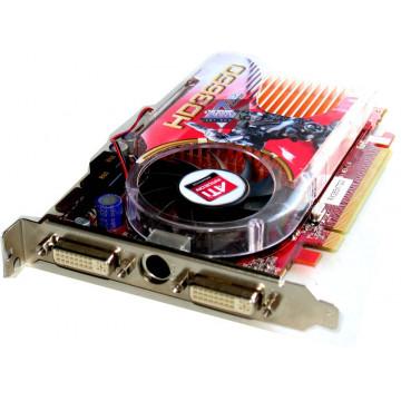 Placa Video ATI Radeon HD 3560, Dual DVI, TV-out, 512Mb DDR2, 128-bit, PCIe