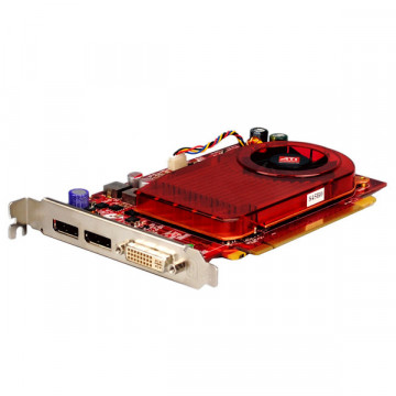Placa Video Ati Radeon HD 3650, 512Mb, 128 bit, PCI-Express x16, Dual Display Port, DVI