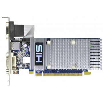 Placa video Bulk, HIS HD 4350 Silence Native, 512 Mb DDR2, 64 bit, PCi-e