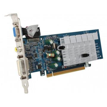 Placa Video GeForce 7200GS, 256Mb GDDR2, PCI Express x16, DVI, VGA, Composite