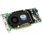 Placa video Nvidia Quadro FX 3450, 256MB DDR3, 128 bit, 2 x DVI, Second Hand Componente Calculator