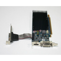 Placa Video Nvidia 8400 GS,512 MB/ 64 bit, PCI-Express 2.0, DVI, VGA, low profile design