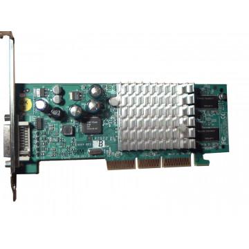 Placa video nVidia Geforce 4 MX4400, 64Mb, DVI, AGP
