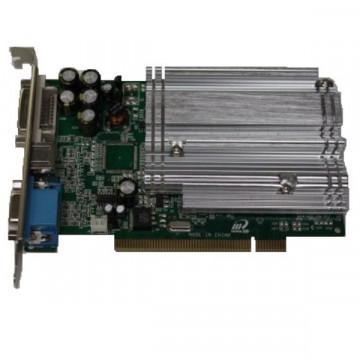 Placa video nVidia Geforce FX 5200, 256 Mb, DVI, VGA