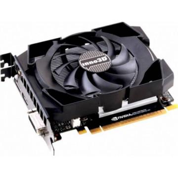 Placa video NVIDIA Inno3D GeForce GTX 1050 Compact, 2GB GDDR5, 128-bit, N1050-1SDV-E5CM