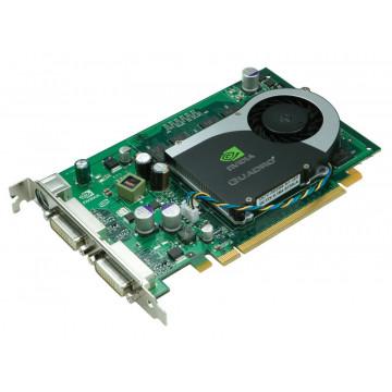 Placa video nVidia Quadro FX 1700, 1x TV-out, 2x DVI, 512Mb, 128-bit, PCIe