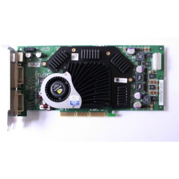 Placa Video Nvidia Quadro FX 256Mb, AGP X8, 2 DVI, 1 TV out