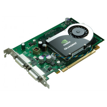 Placa video nVidia Quadro FX 570, PCIe, 2x DVI, 256Mb Componente Calculator