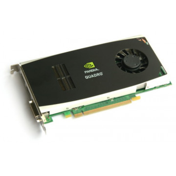 Placa Video nVIDIA quadro fx1800, 768MB GDDR3 192bit