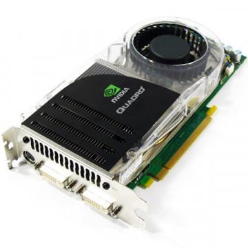 Placa video NVIDIA Quadro FX4600, 768MB GDDR3, 2x DVI