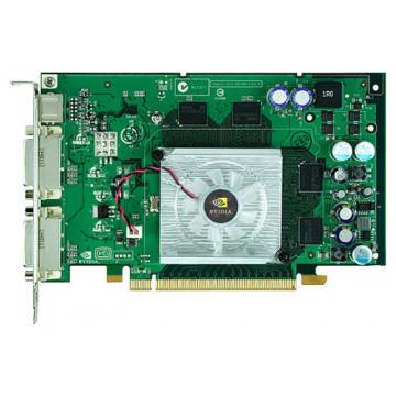 Placa video NVIDIA QUADRO FX560, 128 MB DDR3, 128bit, 2x DVI