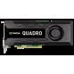 Placa Video Nvidia Quadro K5000, 4GB GDDR5 256-Bit, 2x DVI, 2x DisplayPort Componente Calculator