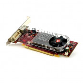 Placa video PCI-E Ati Radeon HD 2400 XT, 256 Mb, DMS-59, TV-out, High Profile Design Componente Calculator