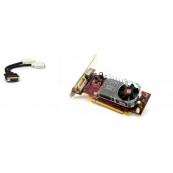 Placa video PCI-E Ati Radeon HD 2400 XT, 256 Mb, DMS-59, TV-out + adaptor DMS-59 la 2 x DVI Componente Calculator