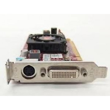 Placa video PCI-E ATI RADEON HD4550 512MB, Low Profile + Cablu DMS-59 cu doua iesiri VGA Componente Calculator
