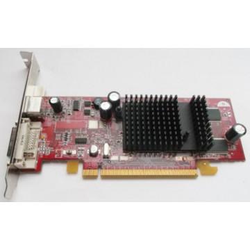Placa video PCI-E Ati Radeon X300, 128 Mb, DVI, S-out