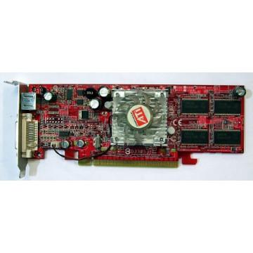 Placa video PCI-E Ati Radeon X550, 256 Mb, DVI, TV-out, low profile design