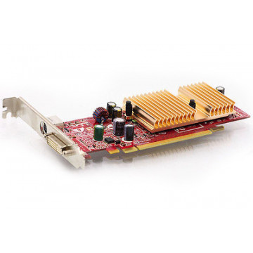 Placa video PCI-E nVidia Geforce 7100 256Mb, 64Bit, DVI, High Profile Componente Calculator