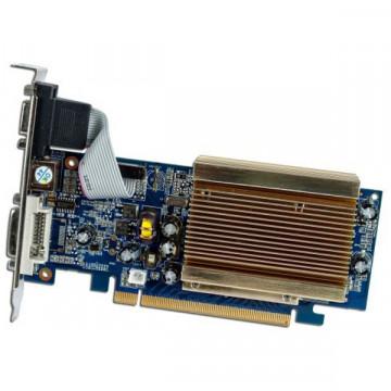 Placa video PCI-E nVidia Geforce 7200 GS, 256 Mb, VGA, DVI Componente Calculator