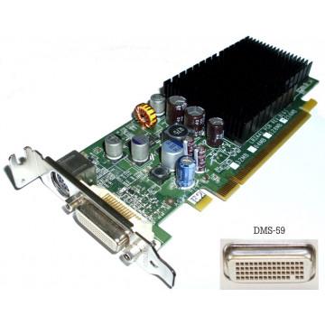 Placa video PCI-E, Nvidia GeForce 7300 LE, 128 Mb, Low Profile Design