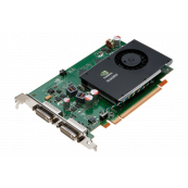 Placa video PCI-E nVidia Quadro FX 380 256MB 128-bit GDDR3 2 x DVI Componente Calculator