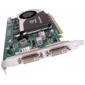 Placa video PCI-E NVIDIA Quadro FX370, 256MB, 64bit, 2xDVI, High Profile Componente Calculator