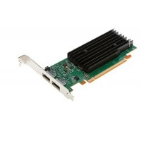 Placa video PCI-E nVidia Quadro NVS 295, 256 Mb, 2 x Display port + Adaptor DisplayPort [M] > DVI-I [F]