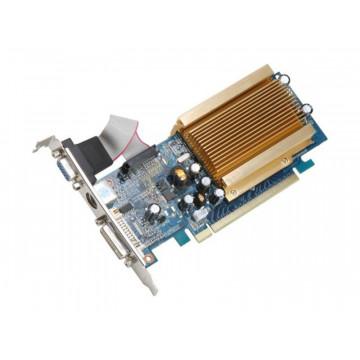 Placa Video PCi Express x16, GeForce 7200GS, 512Mb, DVI, VGA, S-Video