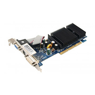 Placa video PCI nVidia Geforce 6200, VGA, DVI