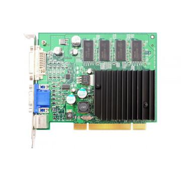 Placa video PCI nVidia Quadro4 100 NVS, 64 Mb, VGA, DVI, sh
