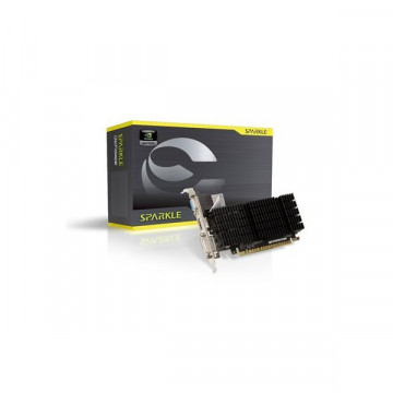 Placa video Sparkle GeForce 210, 1Gb DDR3, DVI, HDMI, VGA, 64 bit