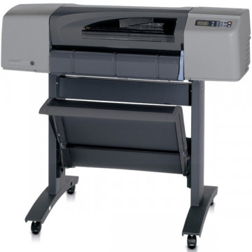 Plotter HP Designjet 500 24-in, 1200 x 600, Thermal InkJet, Color Imprimante Second Hand
