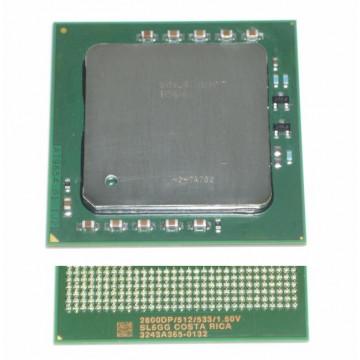 Procesoare Intel Xeon SL6GG, 2800 mhz, 512 Kb Cache, 533Mhz FSB
