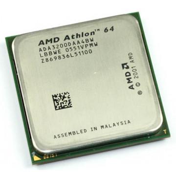 Procesor AMD Athlon 64 3200+ ADA3200DAA4BW, 2000Mhz, socket 939