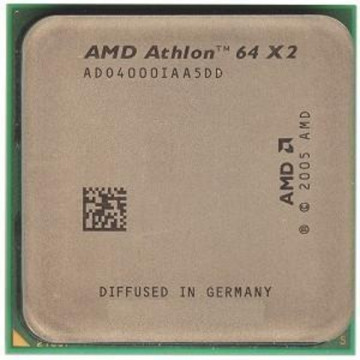 Procesor AMD Athlon 64 x 2 4000+, Dual Core, 2100 mhz, Socket AM2