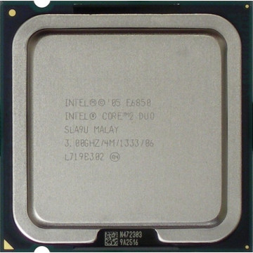Procesor Intel Core 2 Duo E6850, 3.0Ghz , 4Mb Cache, 1333FSB, Socket LGA 775