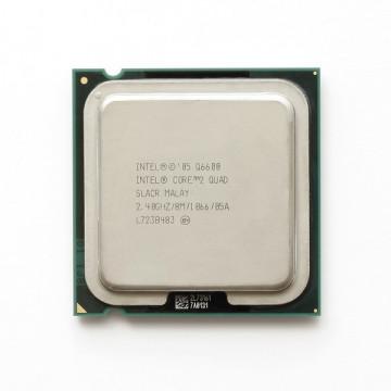 Procesor Intel Core 2 Quad Q6600, 2.4Ghz, 8Mb Cache, 1066Mhz FSB, Socket LGA775, 64 bit