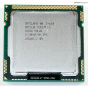 Procesor Intel Core i5-650, 3.20GHz, 4MB Cache Componente Calculator