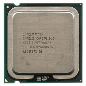 Procesor Intel Core2 Duo E4300, 1.8Ghz, 2Mb Cache, 800 MHz FSB Componente Calculator