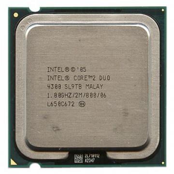 Procesor Intel Core2 Duo E4300, 1.8Ghz, 2Mb Cache, 800 MHz FSB Componente Calculator