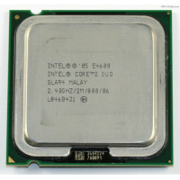 Procesor Intel Core2 Duo E4600, 2.4Ghz, 2Mb Cache, 800 MHz FSB