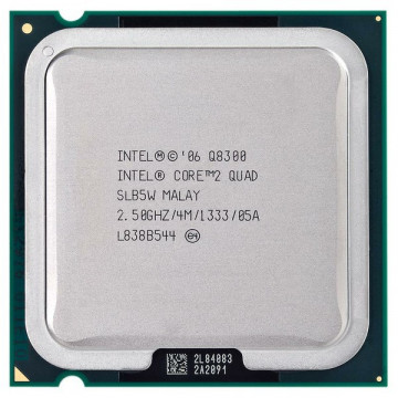 Procesor Intel Core2 Quad Q8300, 2.5Ghz, 4Mb Cache, 1333 MHz FSB