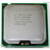 Procesor Intel Dual-Core E6600 3.06GHz, 1066 FSB, 2MB Cache Componente Calculator